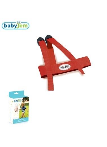 Baby Jem Güvenlik Kayışı Kırmızı